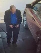 Disparition Ernest Rochon 79 ans 3 avril chez Petro-Canada Photo courtoisie Police de Chateauguay