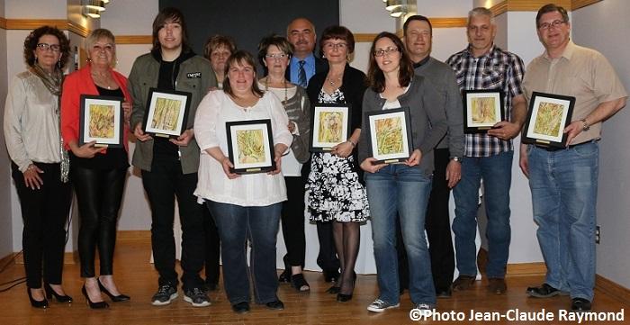 Gala reconnaissance benevoles 2015 Saint-Urbain-Premier Photo Jean-Claude_Raymond