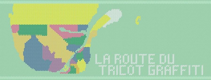 Tricot-Graffiti federation des Cercles des Fermieres du Quebec Image courtoisie