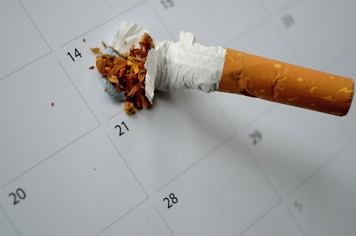 cigarette tabac abandon tabagisme calendrier Photo Pixabay