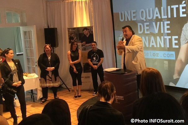 campagne promotion majeure Beauharnois-Salaberry Yves_Daoust prefet MRC Photo INFOSuroit_com