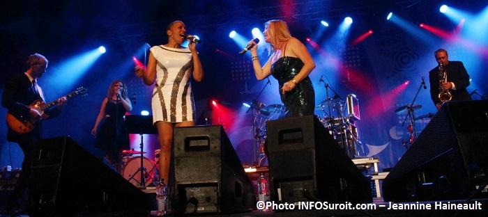 Club_Prive avec Kim_Richardson et Nancy_Martinez aux Regates Photo INFOSuroit_Jeannine_Haineault