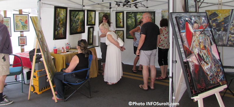Festival des Arts de Valleyfield edition 2014 Photo INFOSuroit_com