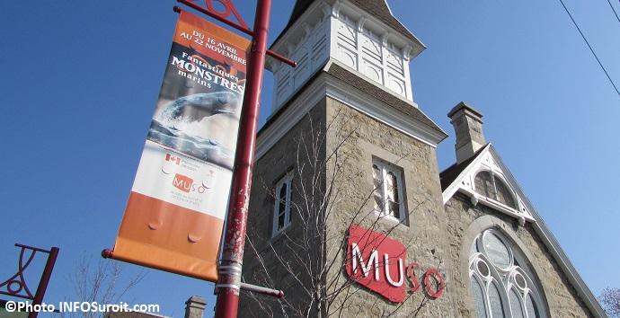 MUSO et banniere exposition Monstres_marins Photo INFOSuroit_com