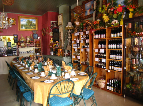 Produits et table Brasserie_Saint_Antoine_Abbe Photo site web BSAA