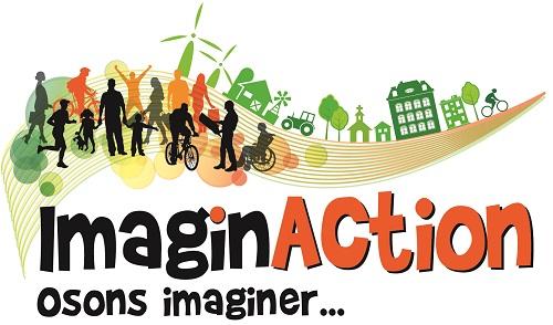 Saint-Remi campagne citoyenne ImaginAction logo officiel