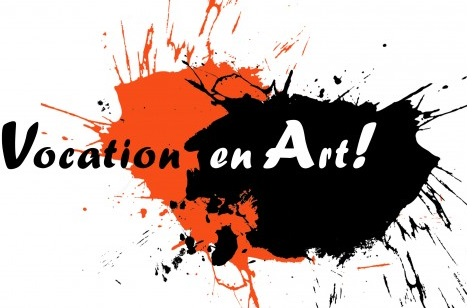 Vocation en Art logo officiel publie par INFOSuroit_com