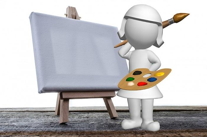 art peinture creation tableau Image Pixabay publiee par INFOSuroit