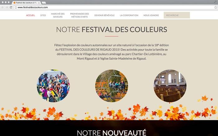 festival_des_couleurs nouveau site internet Capture ecran festivaldescouleurs_com