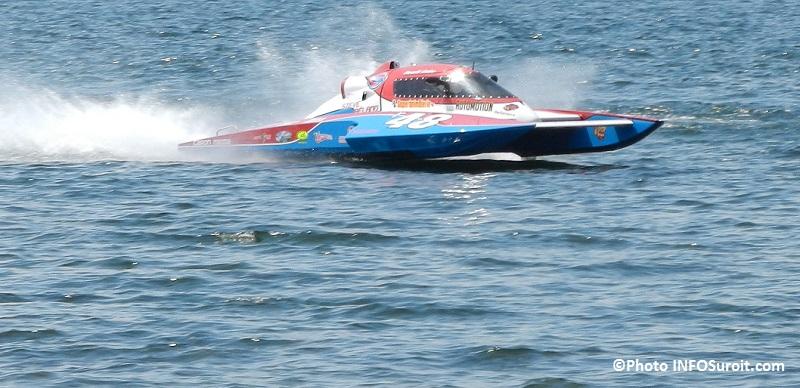 regates course hydroplane Formule 2500 48 DLeduc Photo INFOSuroit_com