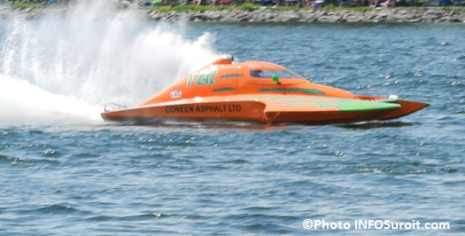 regates course hydroplane Formule 2500 F242 Bobby_King Photo INFOSuroit_com