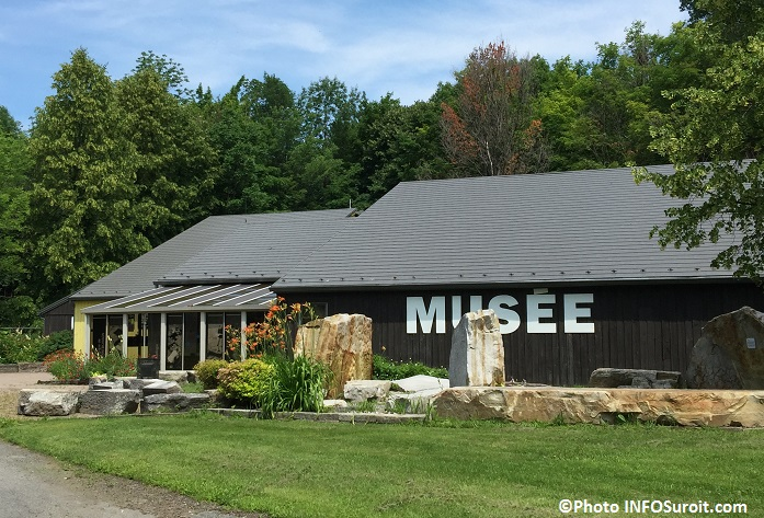 Pointe-du-Buisson et son musee quebecois d archeologie Photo INFOSuroit_com