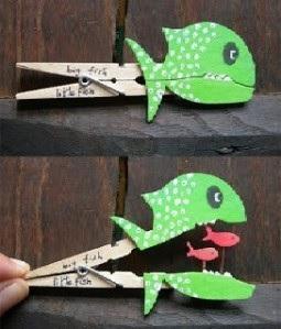 atelier aMUSOns-nous au MUSO bricolage poisson Image courtoisie MUSO