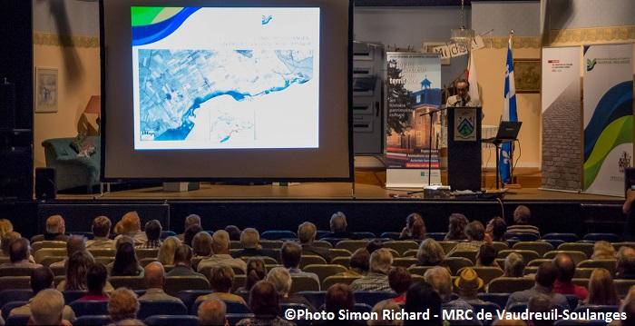 seminaire sur patrimoine industriel presentation Photo Simon_Richard MRC Vaudreuil-Soulanges