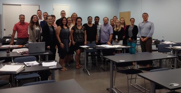 UQTR cours MBA a Vaudreuil-Dorion classe Ivan-Pierre_Vaghely Photo courtoisie