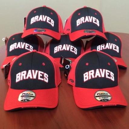 braves hockey Valleyfield casquette Photo courtoisie Facebook Braves