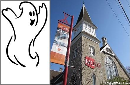 Ellice le fantome MUSO Image courtoisie et MUSO Photo INFOSuroit
