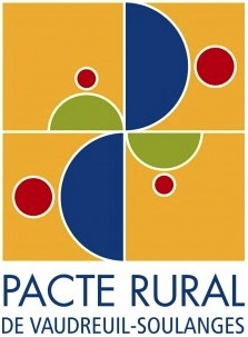 Pacte rural Vaudreuil-Soulanges logo officiel via CLDVS
