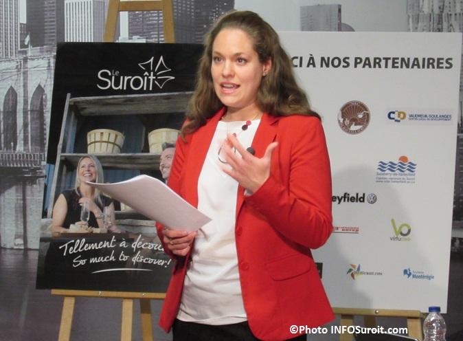 Tourisme Suroit lancement 2015 Marie-Jacinthe_Roberge Photo INFOSuroit_com