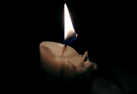 chandelle eclairage durant panne electricite Photo Pixabay via INFOSuroit_com