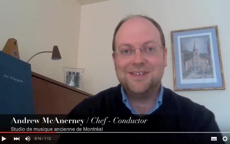Andrew_McAnerney chef SMA_Montreal Extrait Youtube SMAMontreal