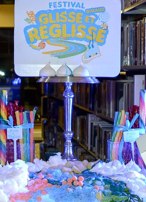 Festival Glisse et Reglisse visuel pour annonce du nouveau festival a Rigaud Photo courtoisie