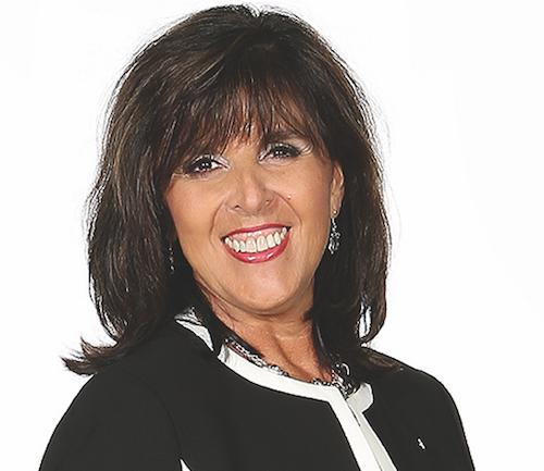 Lorraine_Simoneau dg Desjardins Chateauguay presidente d_honneur Vins _et_tapas Photo courtoisie