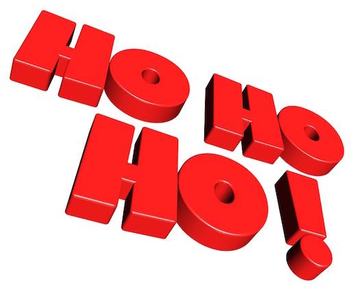 Pere Noel Ho Ho Ho Image Pixabay via INFOSuroit_com
