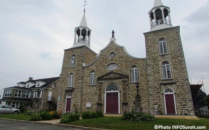 eglise patrimoniale Saint-Joachim a Chateauguay en 2015 Photo INFOSuroit_com
