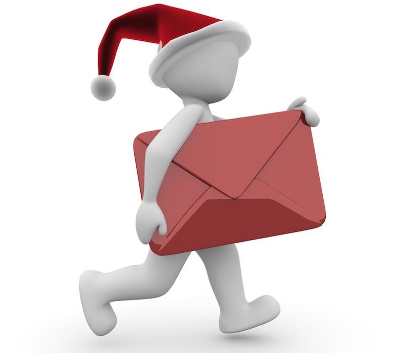 lutin avec lettre au Pere Noel Image Pixabay via INFOSuroit