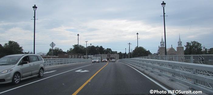 pont Arthur-Laberge a Chateauguay en 2015 Photo INFOSuroit_com