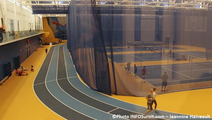 Centre Multisports Vaudreuil-Dorion course jogging tennis Photo INFOSuroit-Jeannine_Haineault