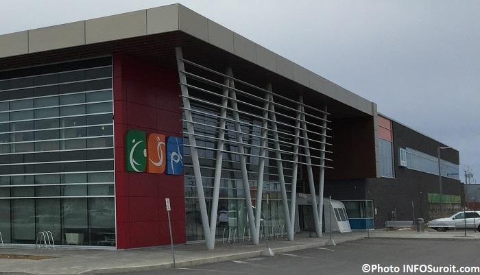 Centre Multisports Vaudreuil-Dorion de l exterieur Photo INFOSuroit_com