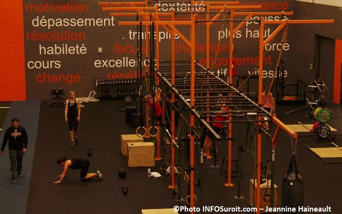 Centre Multisports Vaudreuil-Dorion gym Photo INFOSuroit-Jeannine_Haineault
