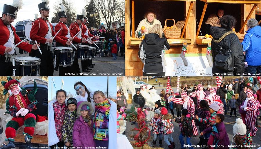 Chateauguay Histoire de Noel fanfare kiosque lutin fee et enfants Photos INFOSuroit_com-Jeannine_Haineault