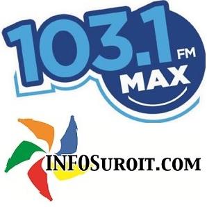 logos Max103 et INFOSuroit