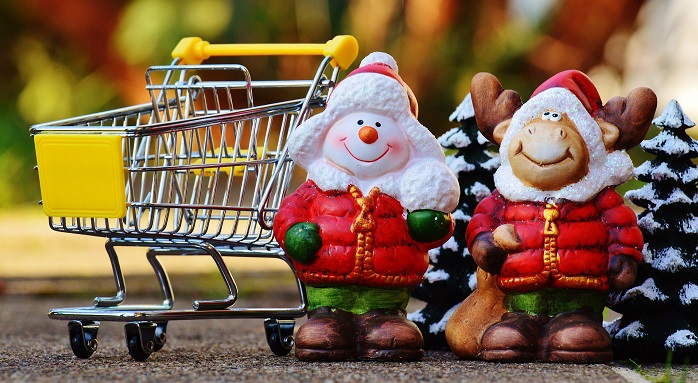 shopping temps des fetes magasinage cadeaux Photo Pixabay via INFOSuroit