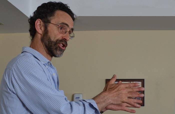 Jean-Francois_Bain sera en conference au CafeAgora Photo courtoisie