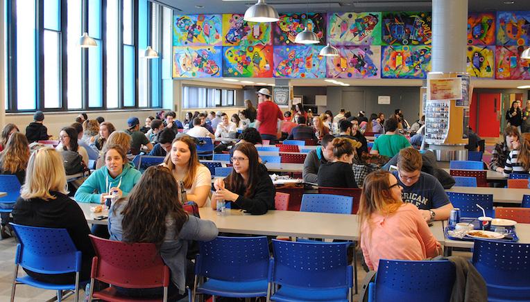 Lancement campagne fondation du College Diner Photo courtoisie