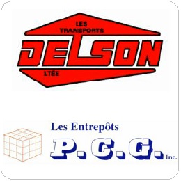 logo Transports_Delson et Entrepots_PCG Courtoisie Ville Beauharnois
