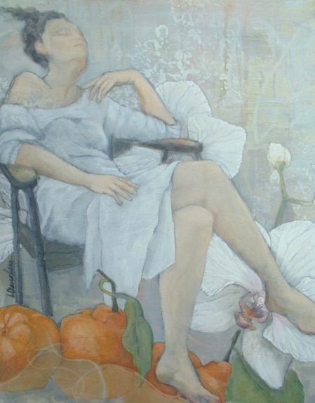 Artiste Line_Desrochers oeuvre Effluve et poesie Image courtoisie publie par INFOSuroit