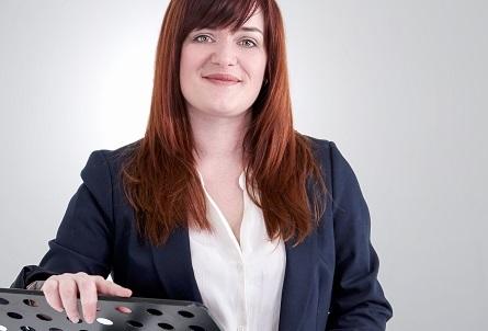 Alexandra Coutlée conférence Web entrepreneuriat Photo via SADC
