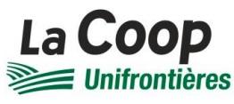Coop Unifrontieres logo officiel publie par infosuroit_com
