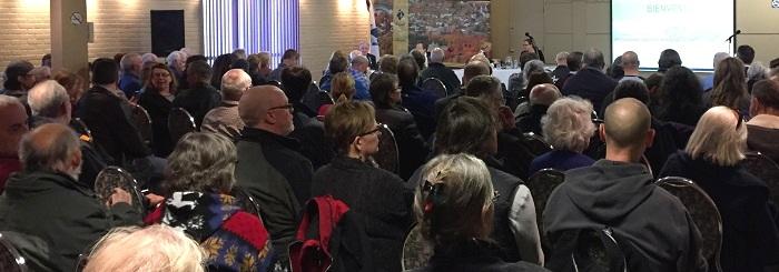 Rencontre publique sur developpement du mont Rigaud Photo courtoisie