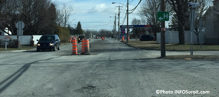 boulevard Sainte-Marie a Valleyfield travaux printemps 2016 photo infosuroit_com