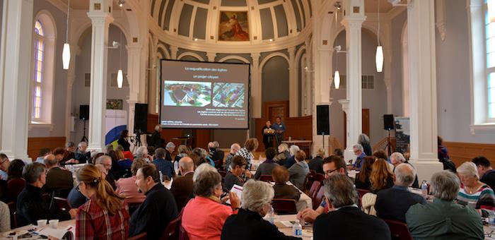 seminaire avenir des eglises a Tres-Saint-Redempteur photo courtoisie MRCVS