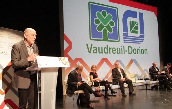 Michel_Vallee Vaudreuil-Dorion Sommet de la Culture en Espagne mars 2015 photo courtoisie