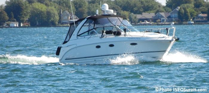 bateau cruiser plaisancier lac nautisme Photo INFOSuroit_com