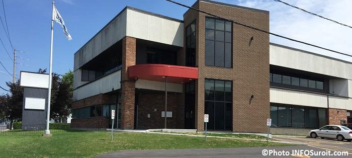 edifice Raphael-Barrette a Valleyfield 28 juillet 2016 Photo INFOSuroit