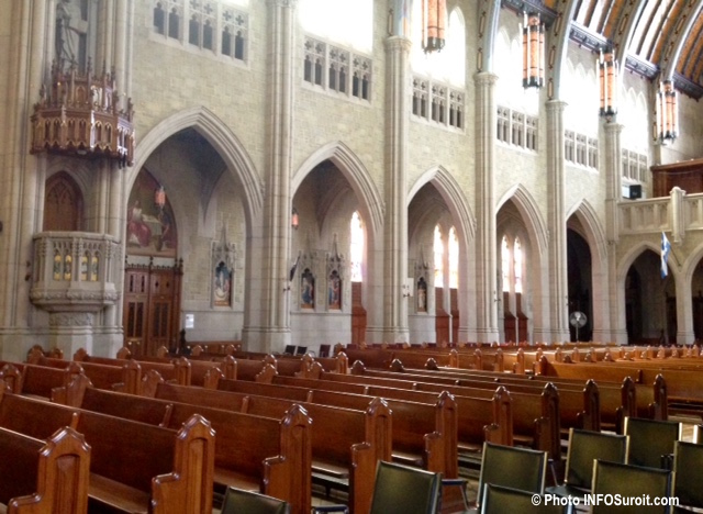 Basilique_cathedrale Sainte-Cecile a Valleyfield Interieur Photo INFOSuroit_com
